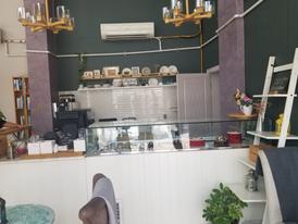مقهى مخبز في الحميدية عجمان