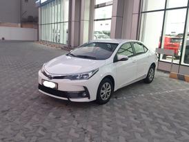 Toyota Corolla XLI 2019