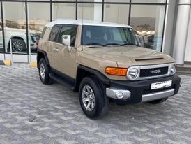 Toyota FJCruiser 2021