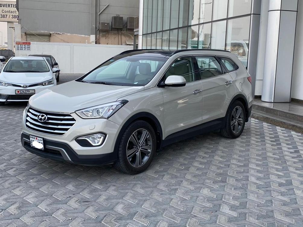 Hyundai Santa Fe Grand 2014