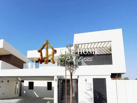 Huge 5BR VIP Villa in West Yas Move as you buy in Yas Island