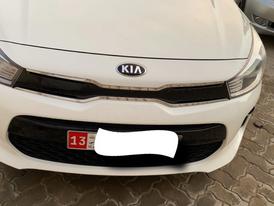 Kia rio 2019 good condition