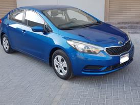 Kia Cerato 2014 (Blue)