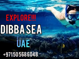 DIBBA SEA ADVENTURE UAE