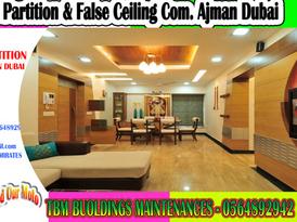 False Ceiling Contractor Ajman Dubai Sharjah 15