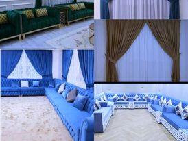Sofa & curtain making anywhere qatar