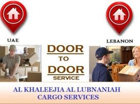 Easy door to door  service from UAE to Lebanon
