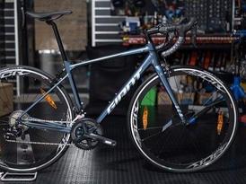 Giant SCR 1 2021 Roadbike still in Box package 6