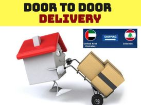 Safe and Reliable Door to Door shipping from UAE to all over Lebanon 10