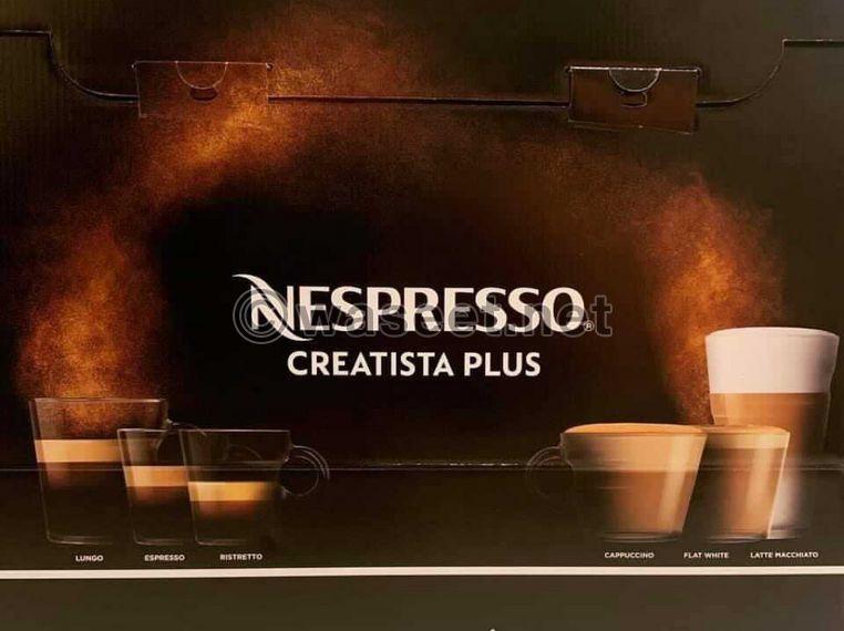 ماكينة قهوة ماركة Nespresso 0