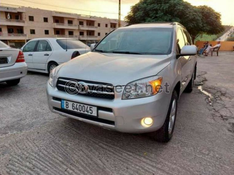 Toyota Rav4 2006 Excellent Condition for sale 0