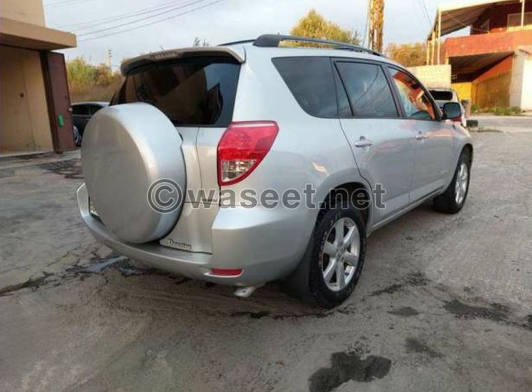 Toyota Rav4 2006 Excellent Condition for sale 2