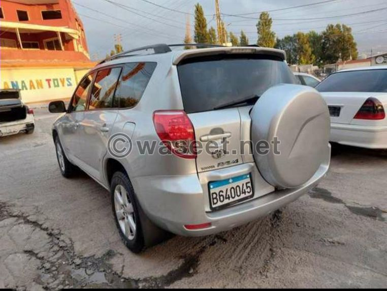 Toyota Rav4 2006 Excellent Condition for sale 3