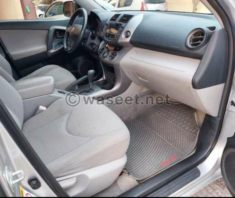 Toyota Rav4 2006 Excellent Condition for sale 4