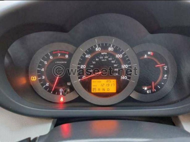 Toyota Rav4 2006 Excellent Condition for sale 7