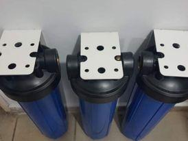 Big blue filter لتنقية خزان المياه