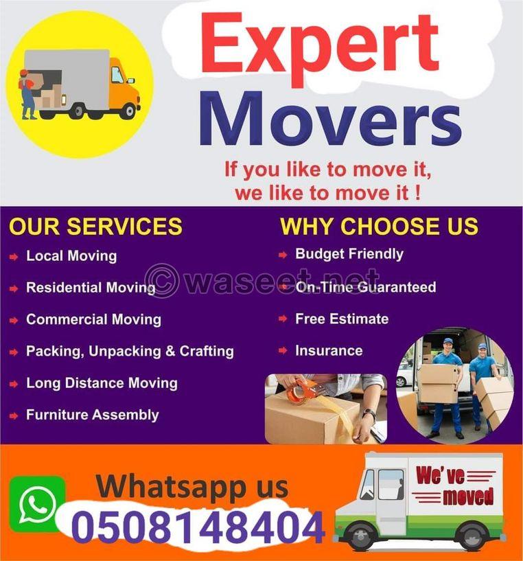 Expert transportation company 1