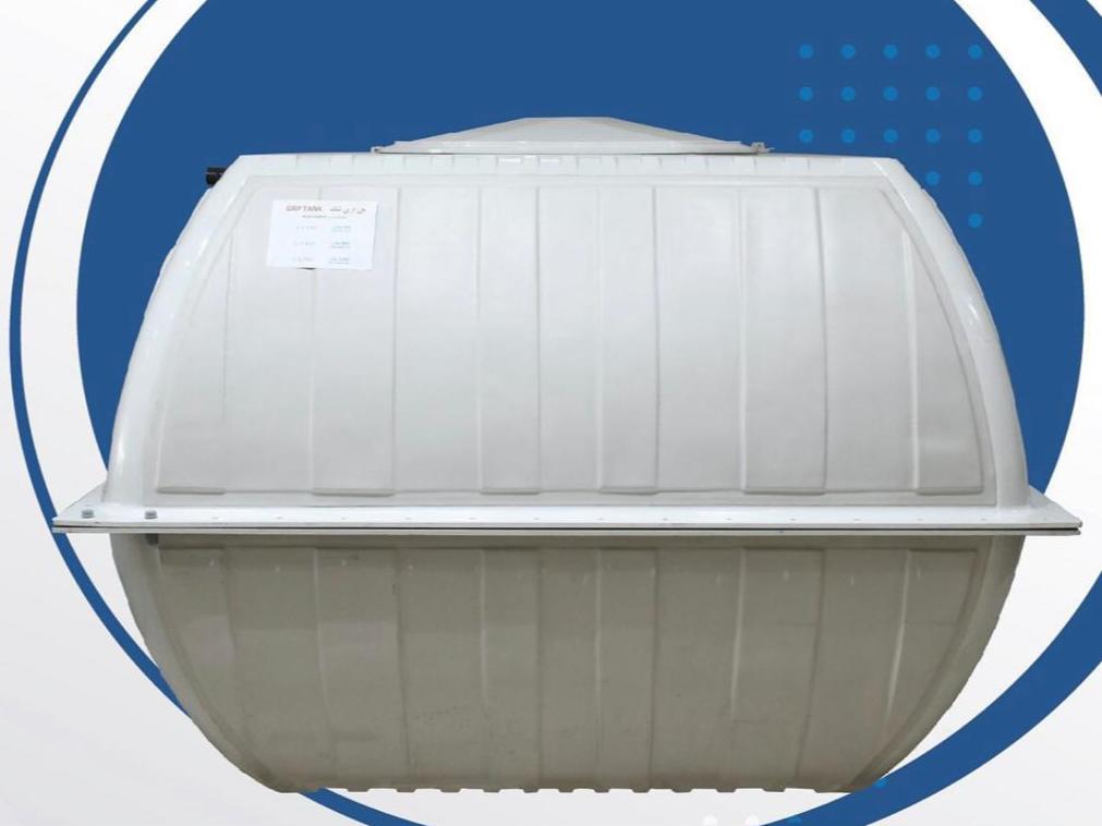 sanitary water tank