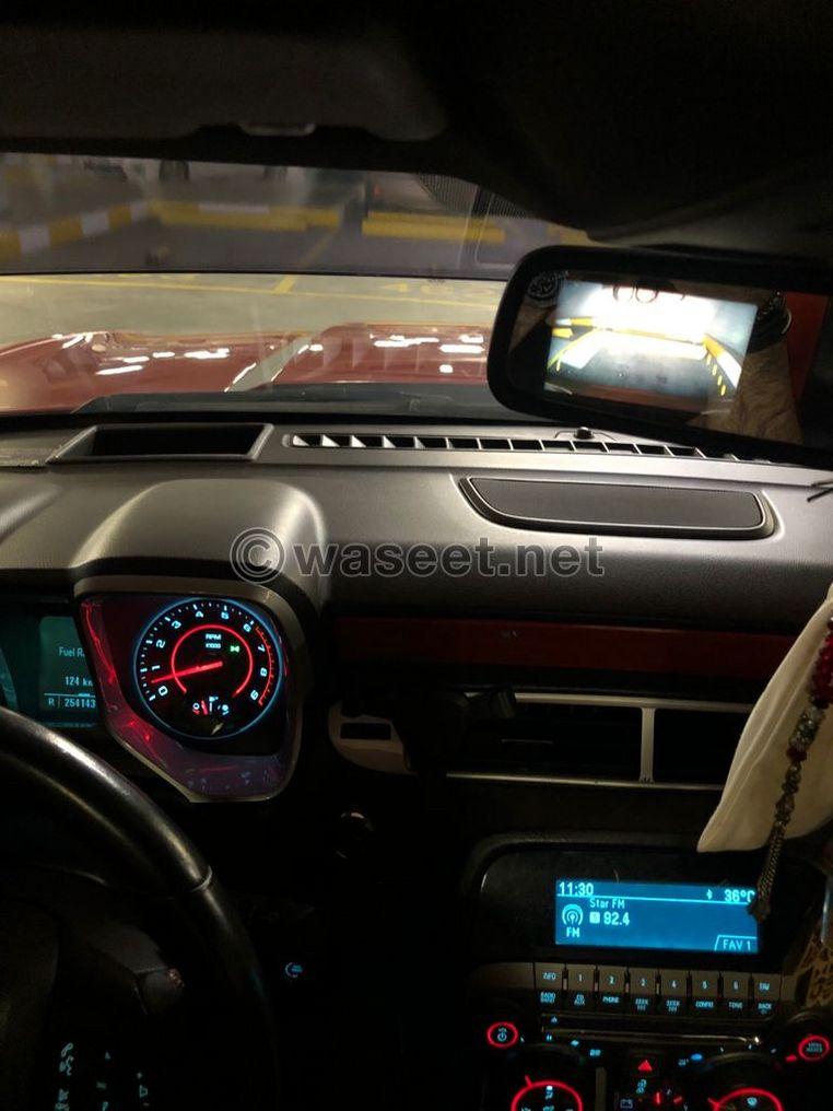 Chevrolet Camaro SS V8 GCC Specs 2012 5