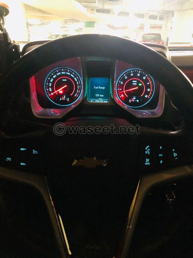 Chevrolet Camaro SS V8 GCC Specs 2012 10