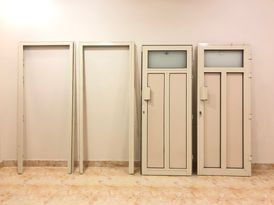 For sale aluminum doors high quality and strong