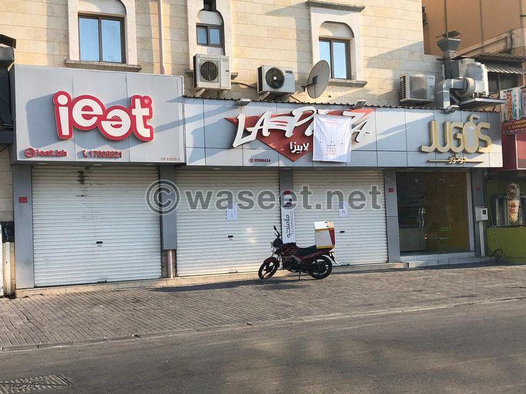 للايجار محل على شارع تجاري في كرباباد