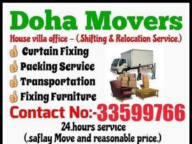 Carpenter mover transportation company