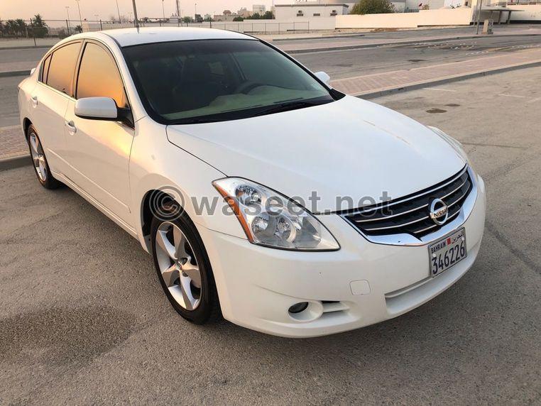 For sale Altima 2012