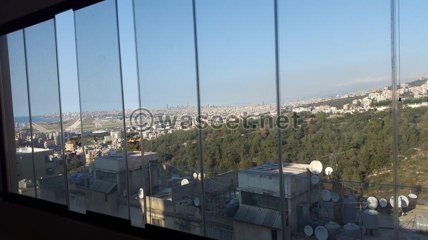 شقة للبيع في دوحة عرمون  كاشفة 5