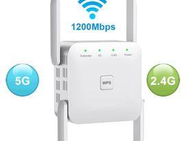للبيع مقوي شبكة منزلي قوته 1200Mb