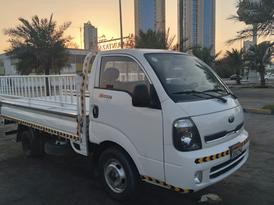 Kia Truck Six Wheel