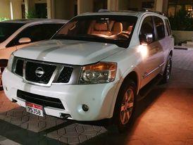 Nissan Armada 2013 LE