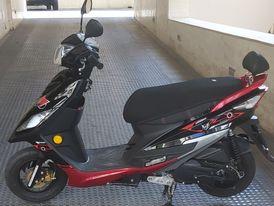 دراجة نارية نظيفة جدا للبيع 2