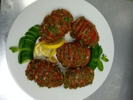 طاهى طعام عربى