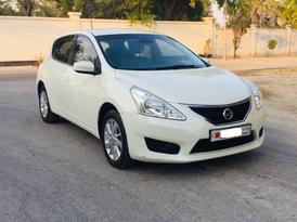 Nissan Tiida Hatchback 2015