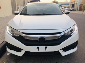 Honda civic 2018 import USA