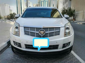 Cadillac  Srx4 2012 GCC