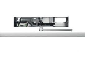 أحدث ماكينة من شركة RIB الايطالية لفتح الأبواب اوتوماتيكياً 11