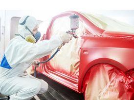 Car paint and repair