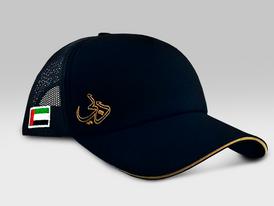 Dubai Vintage Cap with Black color