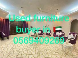 Buyer of used furniture and electronic in all uae