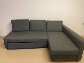 Sofa bed from IKEA STORE 9