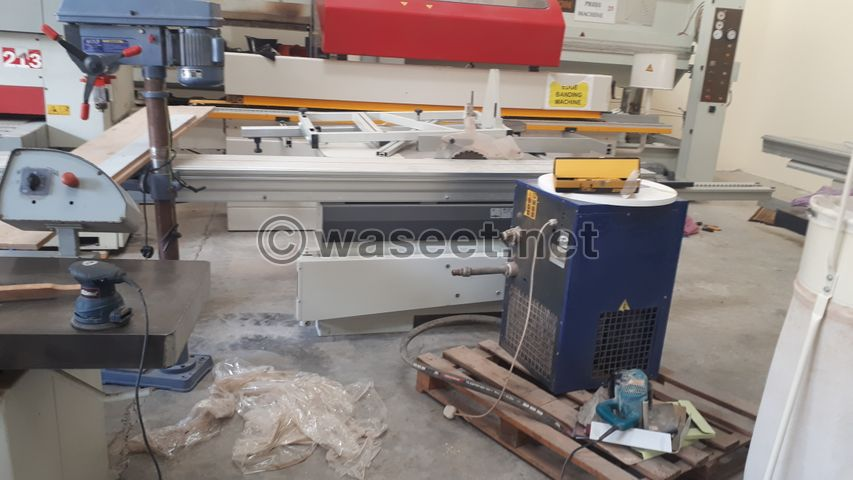 مكينات نجارة woodworking machines 2