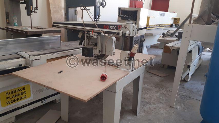 مكينات نجارة woodworking machines 10