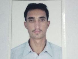 Pakistani boy looking for a waiter job
