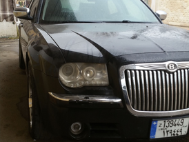 Chrysler 300 touring special edition full 6cylinder engine 2006