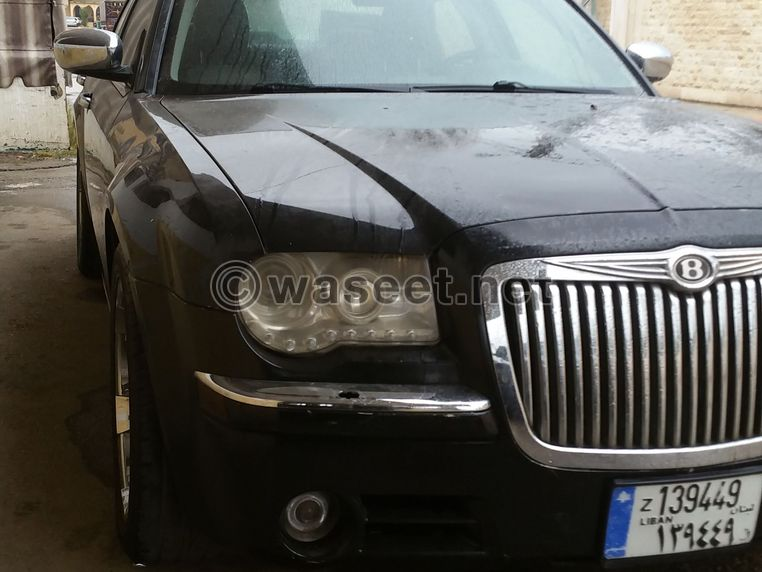 Chrysler 300 touring special edition full 6cylinder engine 2006 0