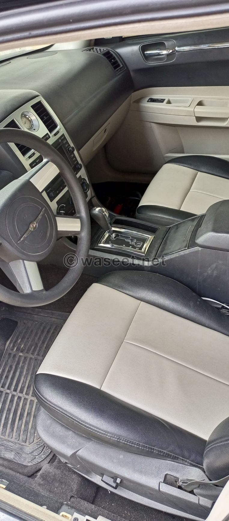 Chrysler 300 touring special edition full 6cylinder engine 2006 7