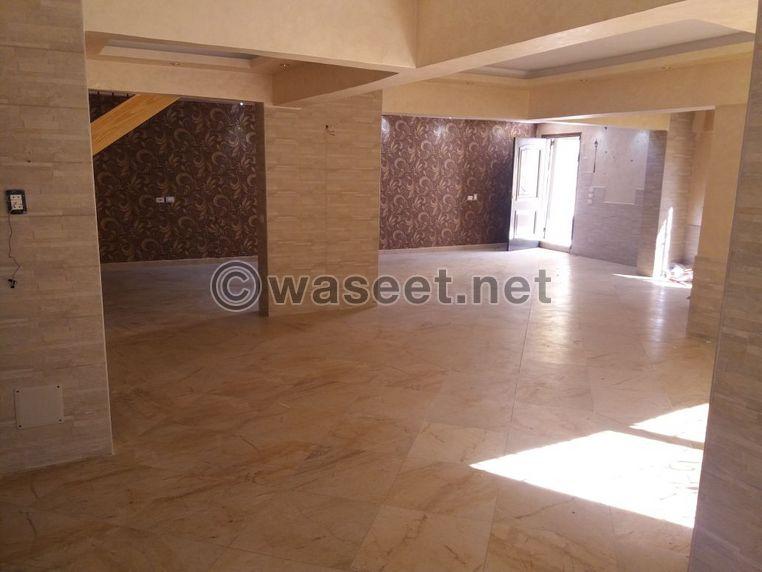 دوبلكيس سوبر لوكس 273 متر بالحي التاسع مدينة الشيخ زايد 8