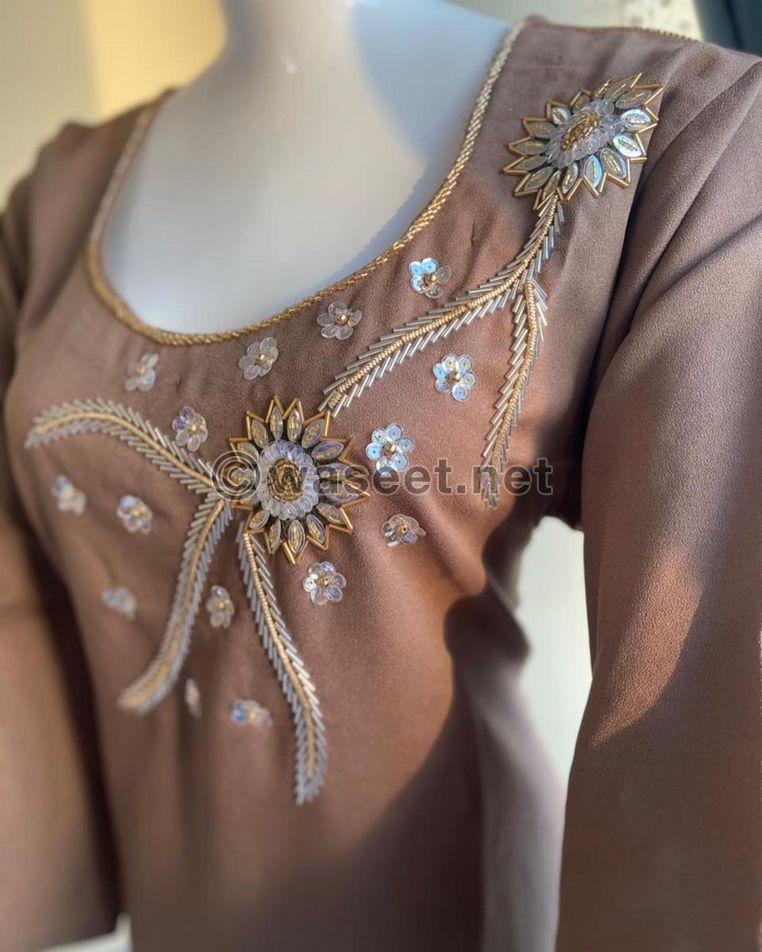 ملابس نسائية كويتيه للبيع بالجملة 2